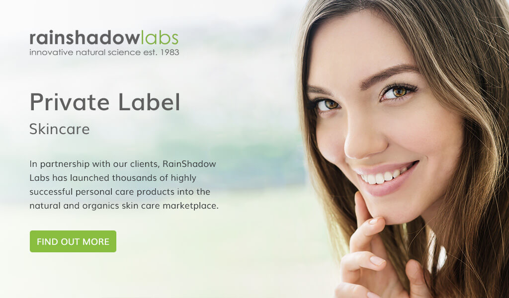 Private Label Skin Care | RainShadow Labs